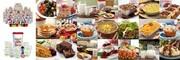 BISON. Продовольственные товары,  еда,  продукты,  напитки,  соки в Алматы