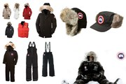 BISON. Комбинезон,  штаны,  куртка,  пуховик,  парка Canada Goose.